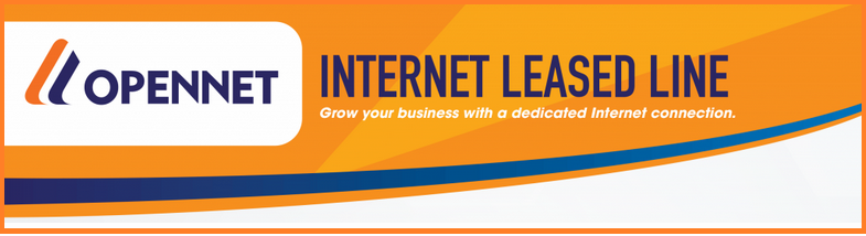 Internet Leased Line opennet