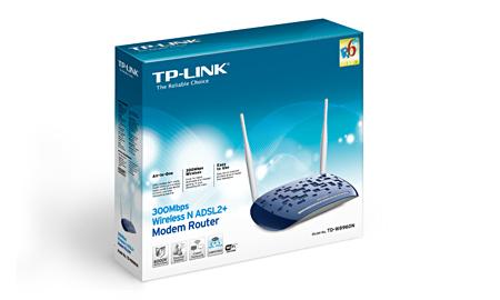 Modem Router wifi TD-W8960N